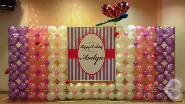 Outdoor indoor birthday party decorator organizers for Indoor party decoration ideas